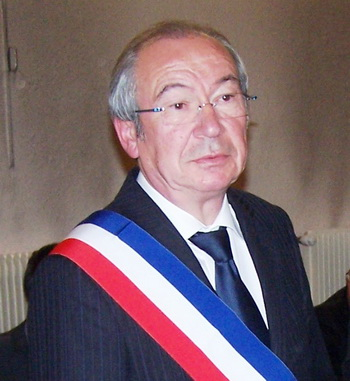 Michel Rotger maire